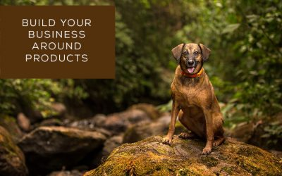 Building your photography business around products