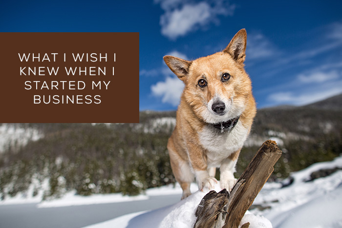 Five Things I Wish I Knew When Starting My Business