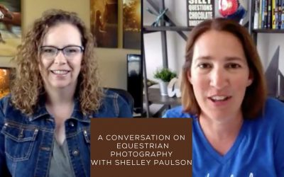 A Conversation on Equestrian Photography with Shelley Paulson