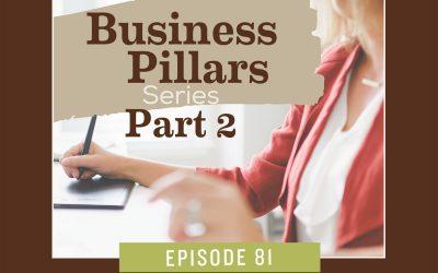 Business Pillar 2 – Branding