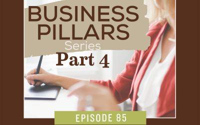 Business Pillar 4 – Pricing