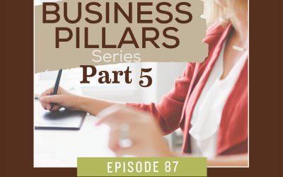 Business Pillar 5 – Workflow